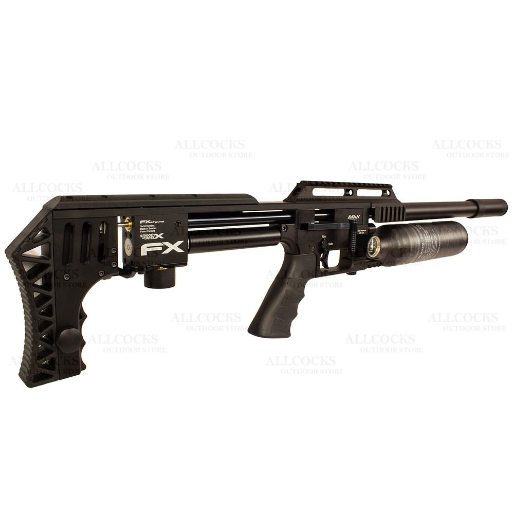 FX Impact MkII Air Rifle Black
