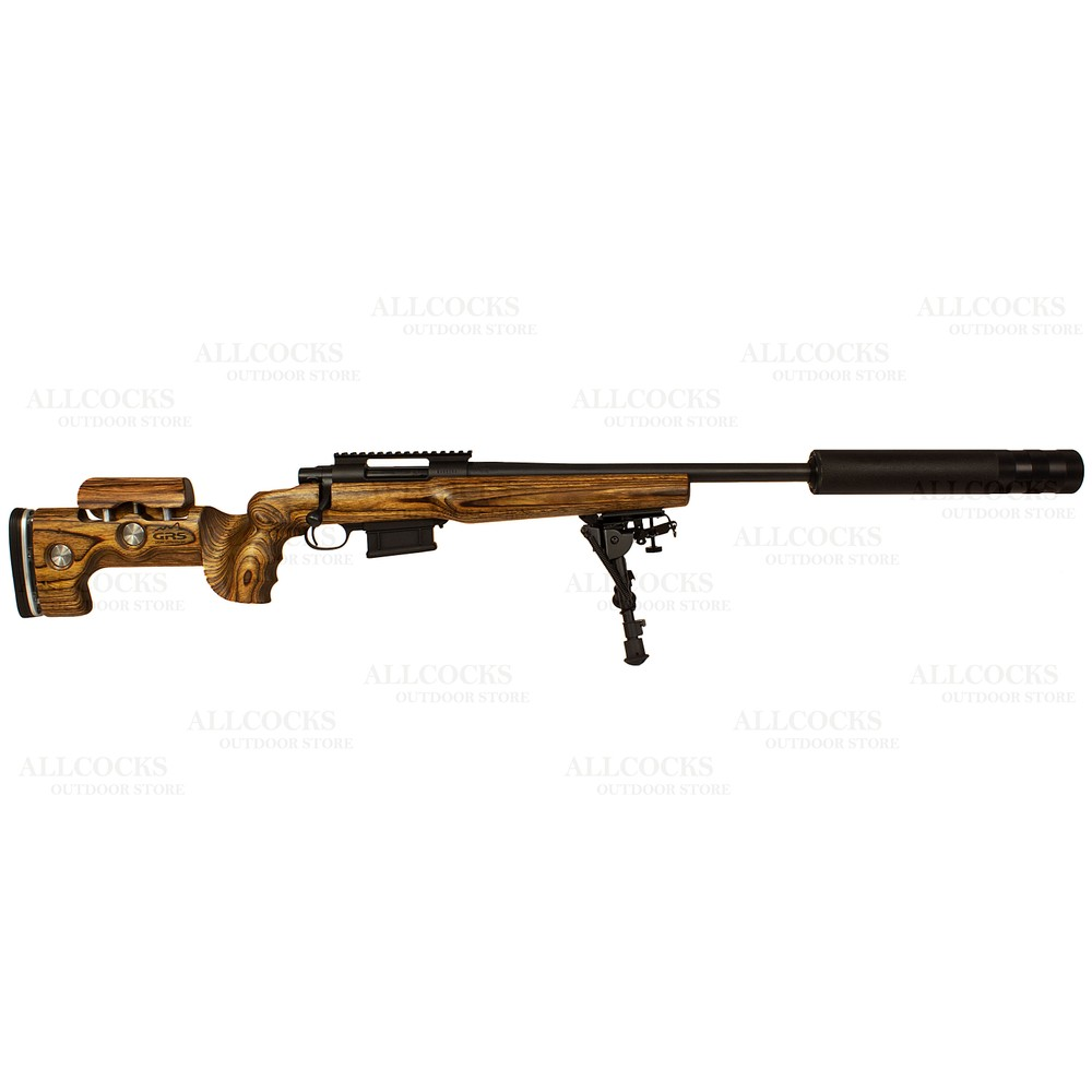 Howa Pre-Owned  1500 Varmint Blued Rifle (GRS Stock) - .223