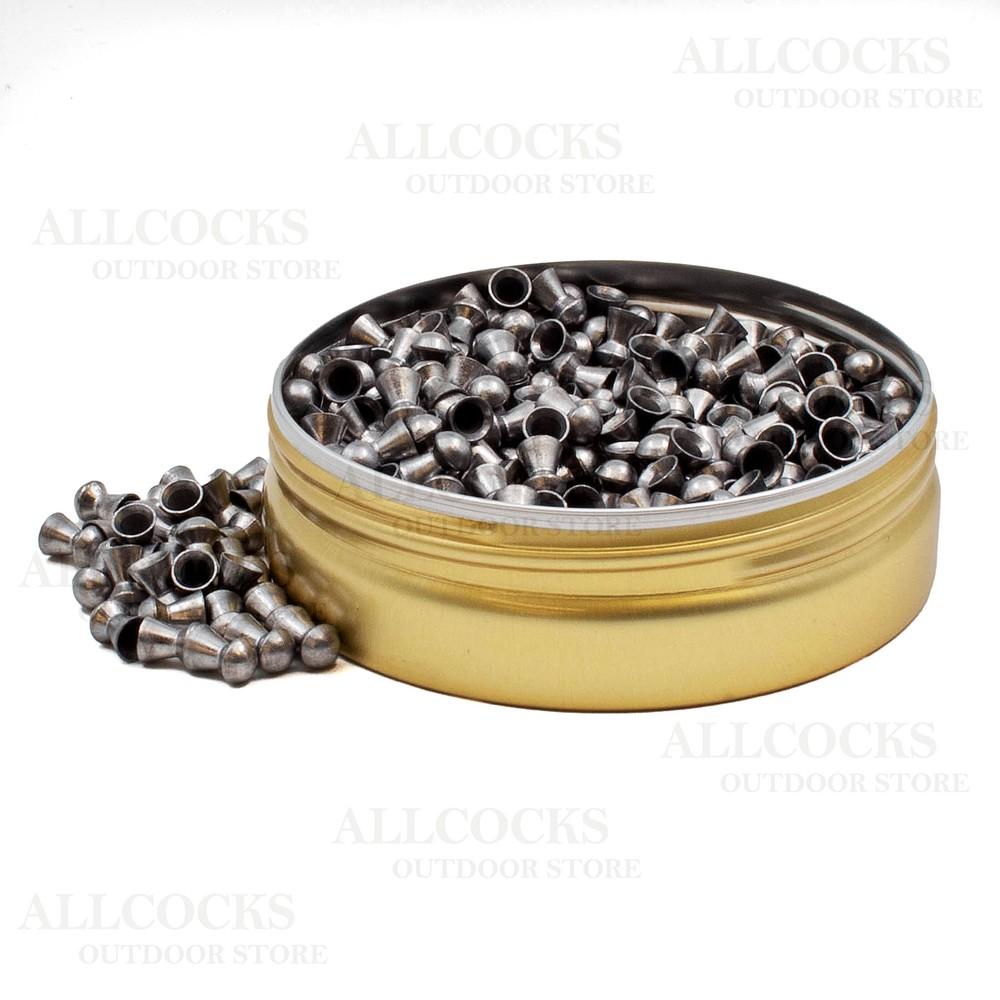 Qiang Yuan Sports Diabolo Pellets - Domed - 4.50 Black/Gold