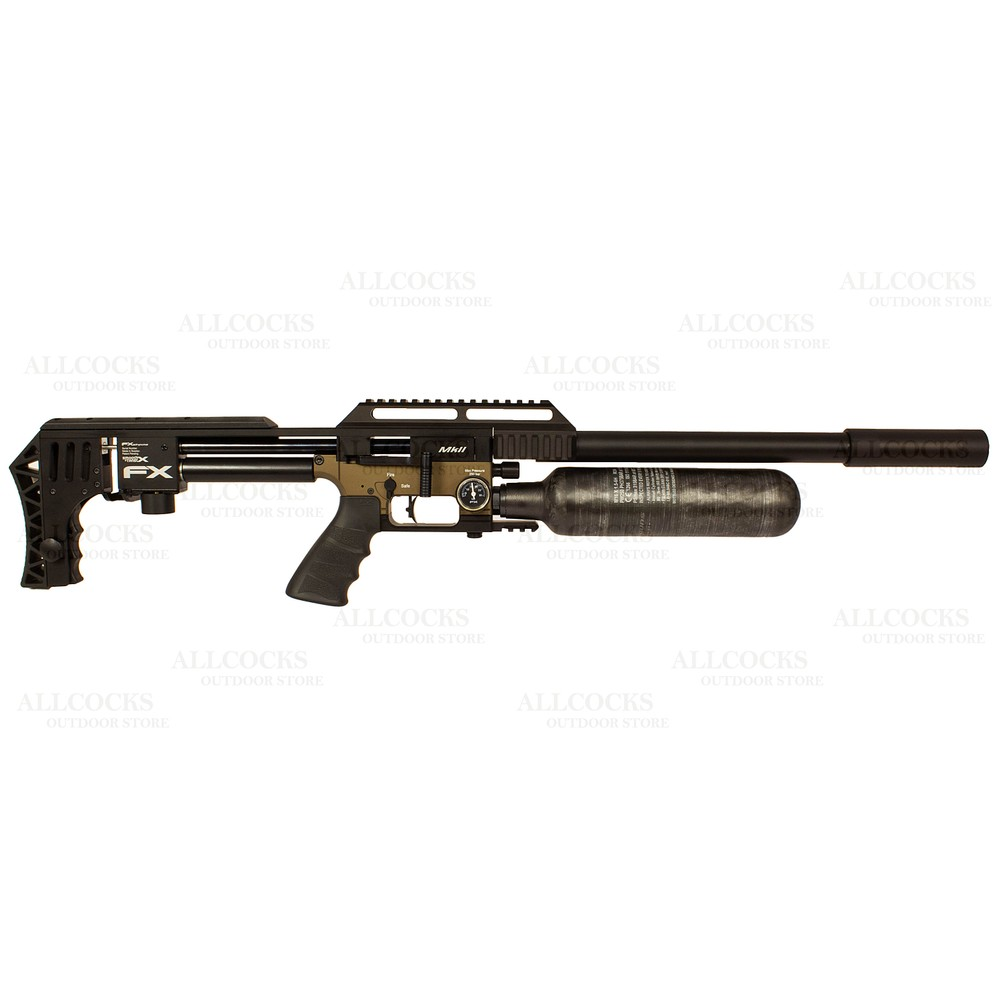 FX Impact MkII Air Rifle Bronze