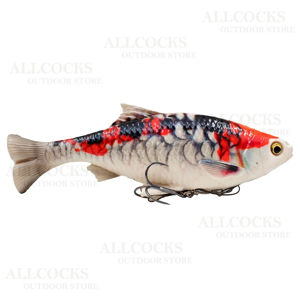 Savage Gear 3D Roach Pulse Tail Lure - 13cm / 38.5g