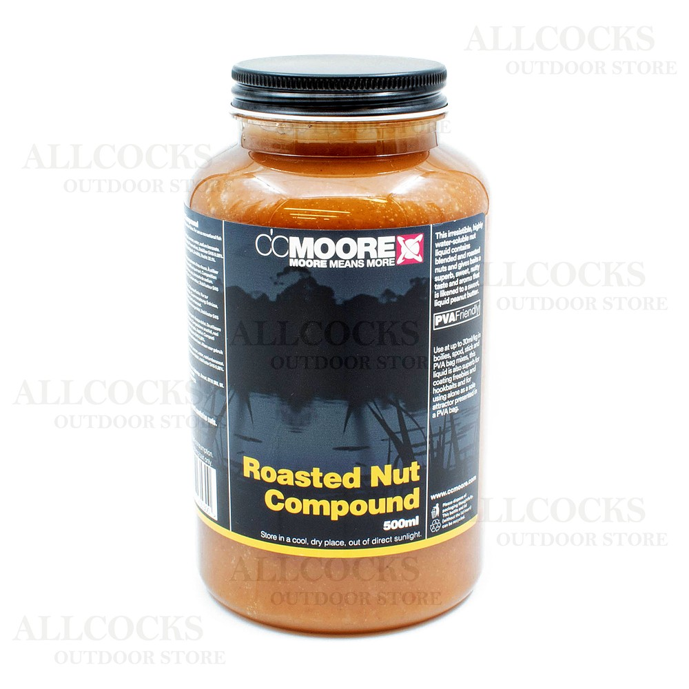 CC Moore Roasted Nut Compound