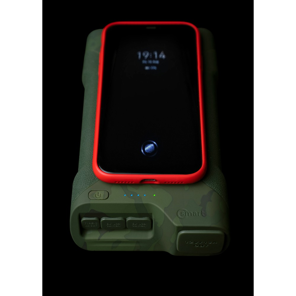 RidgeMonkey Vault C-Smart Wireless Charger Camo