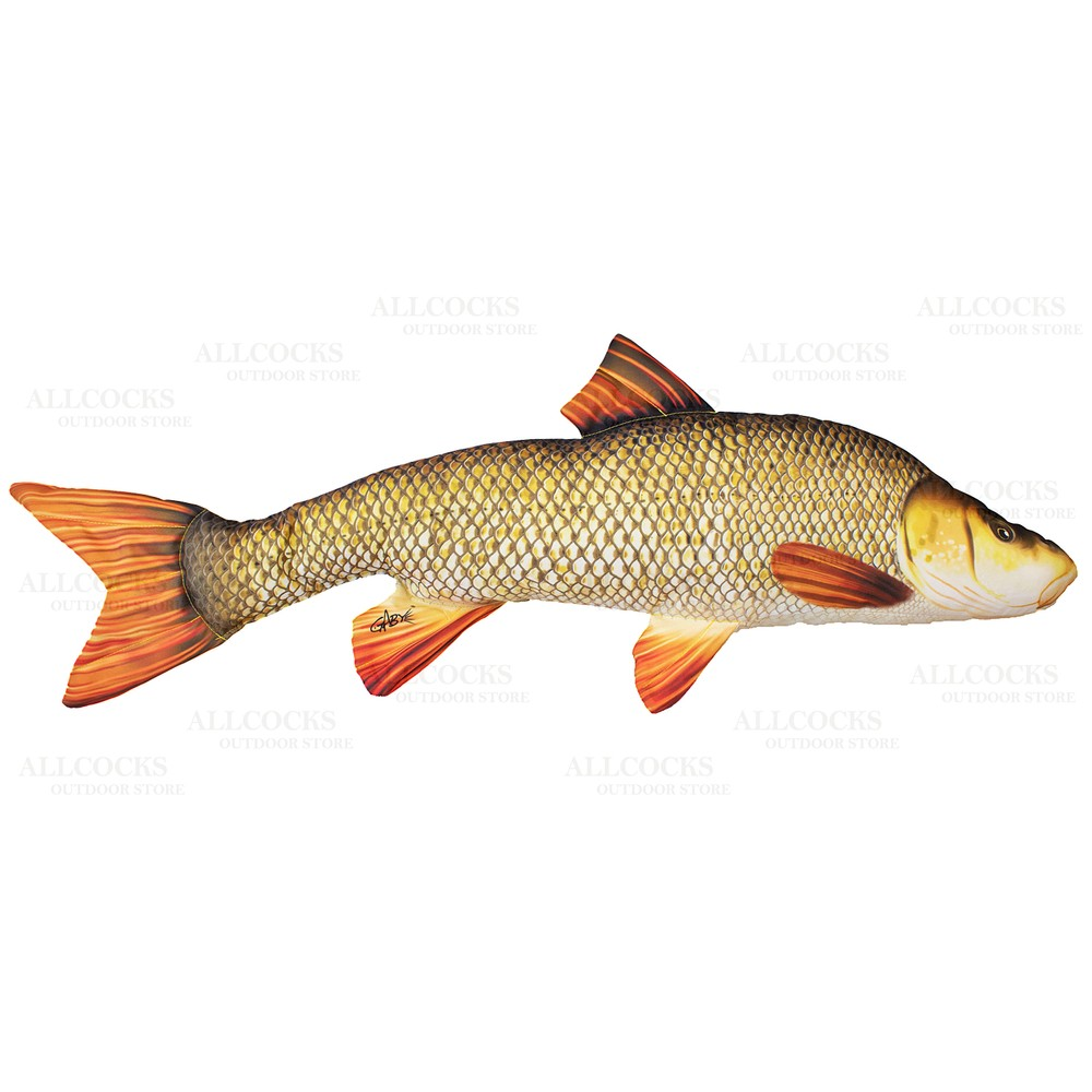 Gaby Fish Pillow - Barbel