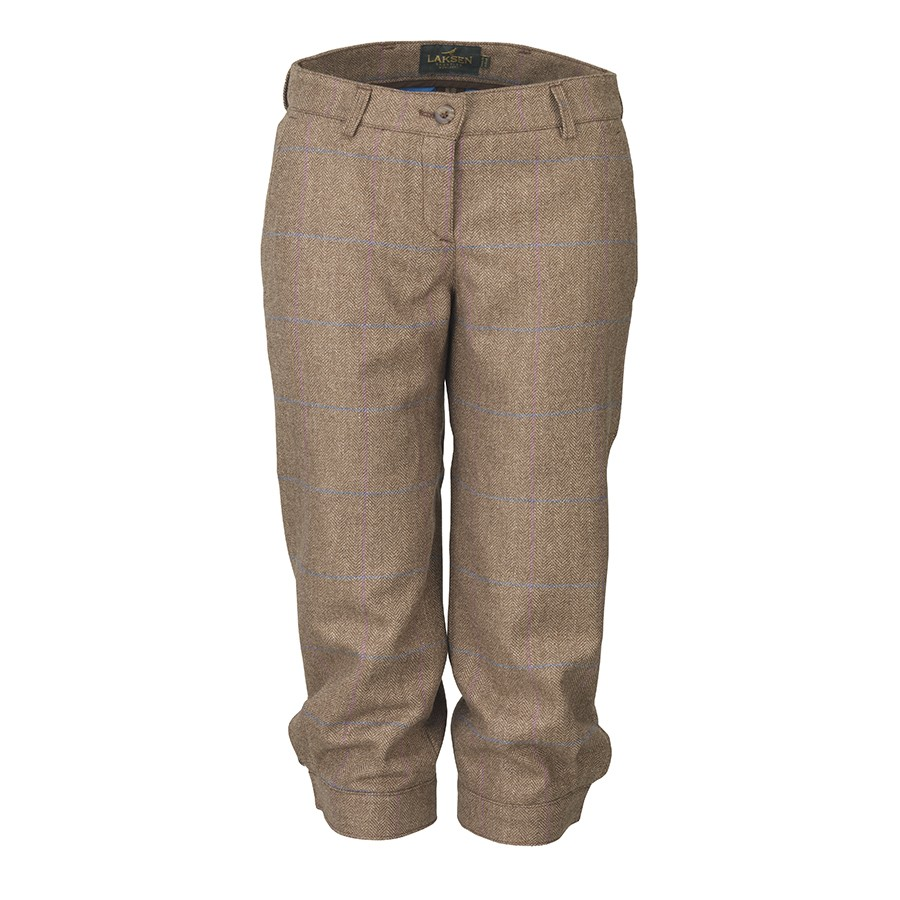 Laksen Ladies Tweed Breeks