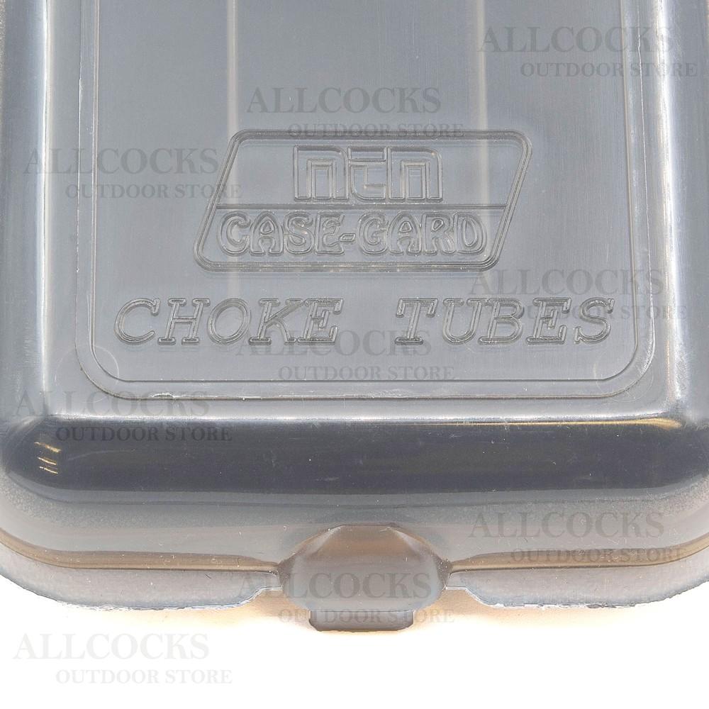 MTM Shotgun Choke Case - 9 Grey