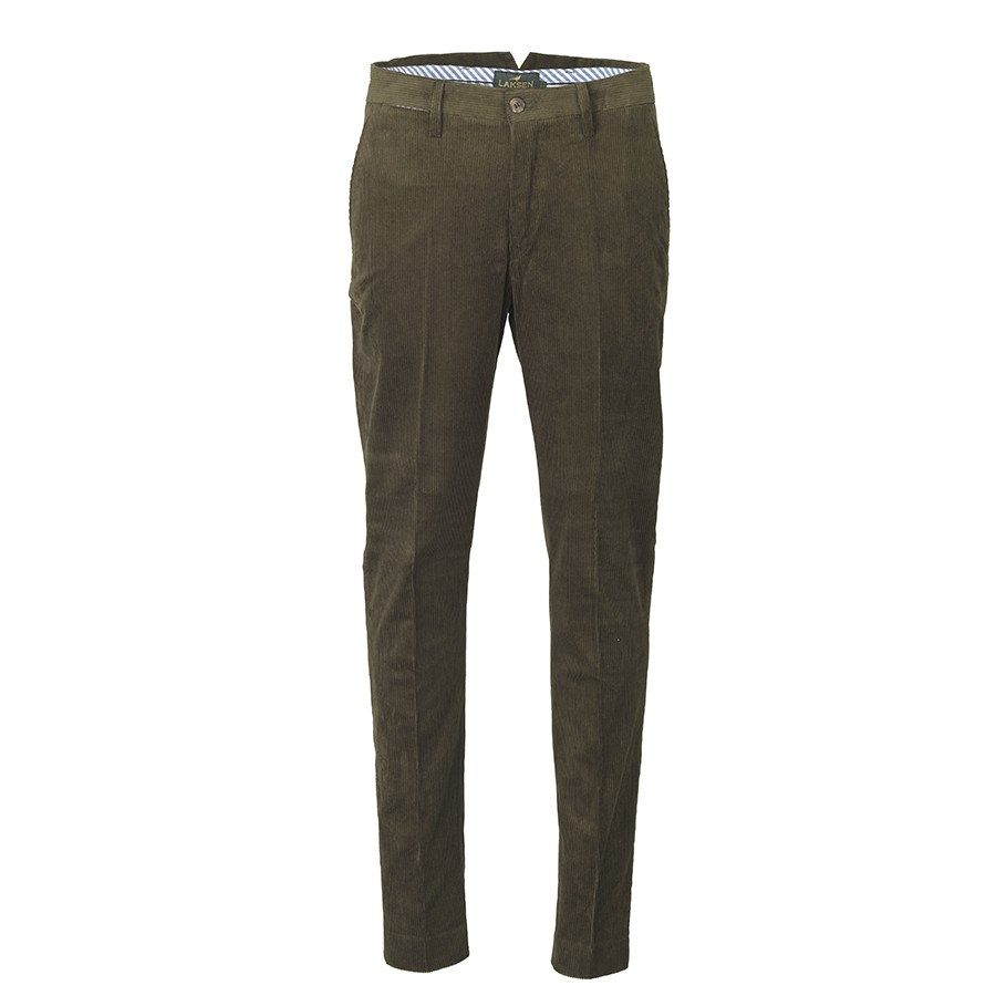 Laksen Mayfair Corduroy Trousers