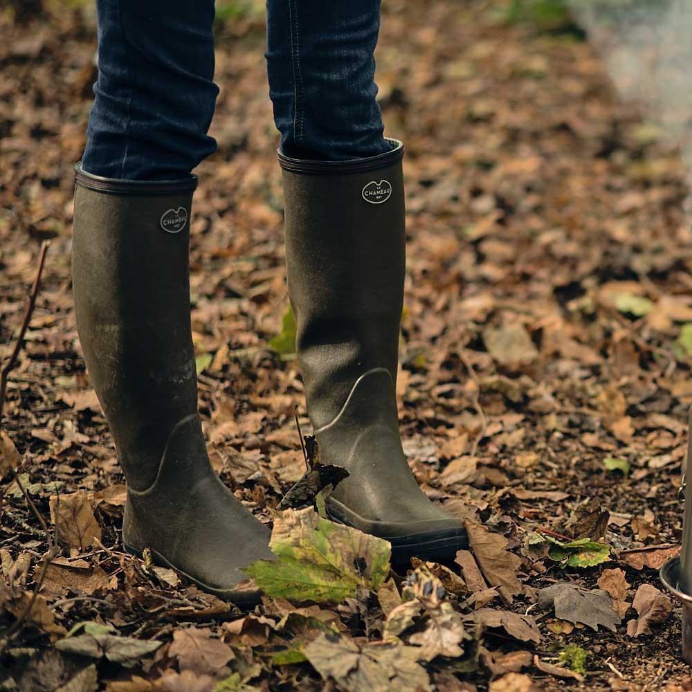 Le Chameau Le Chameau Giverny Ladies Wellington Boots