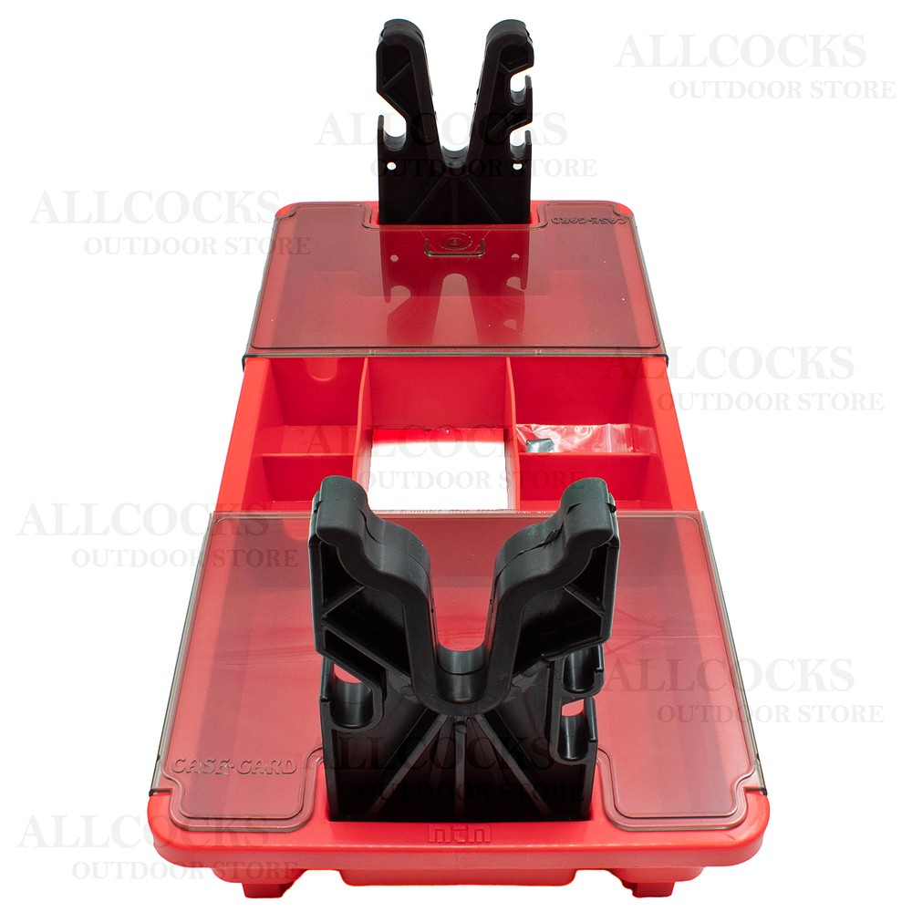 MTM Rifle Maintenance Centre Black/Red