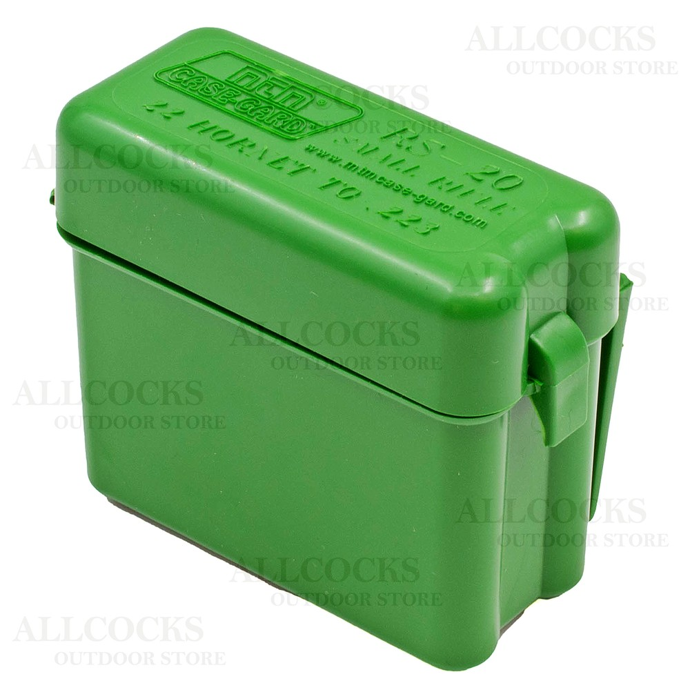MTM Ammo Box - 21 Round - RS-20 Belt Fixed Unknown