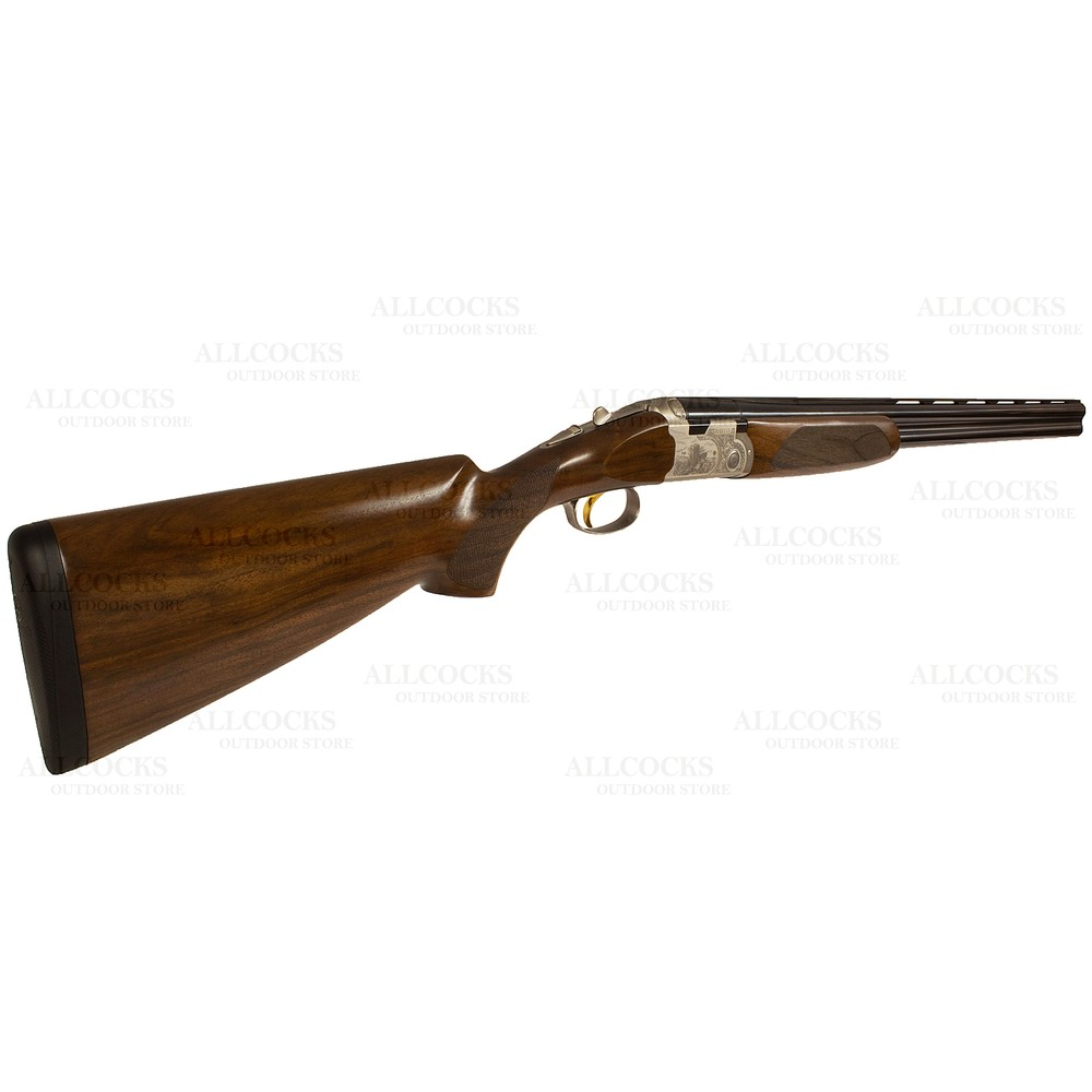 Beretta 687 Silver Pigeon 3 Field Shotgun - 12 Gauge Walnut