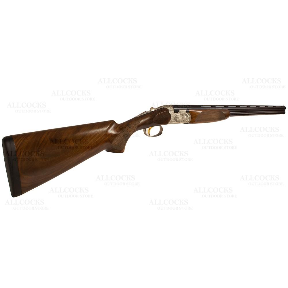 Beretta 687 Silver Pigeon 3 Field Shotgun - 20 Gauge Walnut