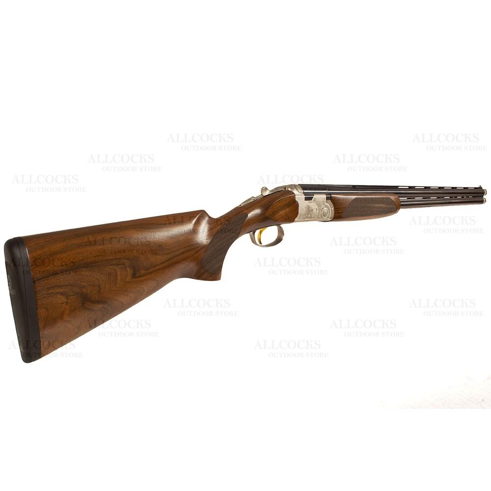 Beretta 687 Silver Pigeon 3 Sporting Shotgun - 12 Gauge Walnut