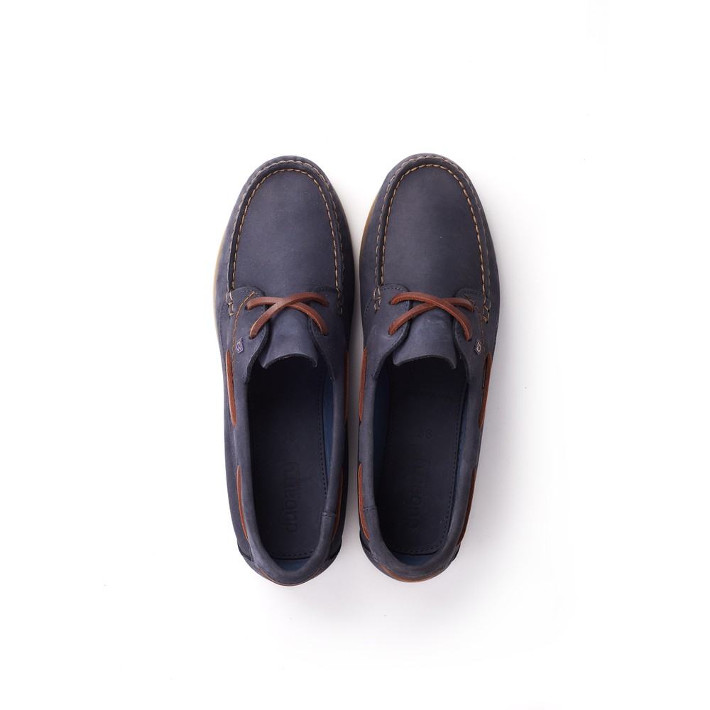 Dubarry Of Ireland Dubarry Aruba Deck Shoe Denim