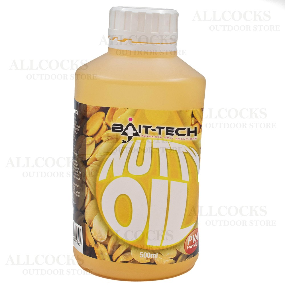 Bait-Tech Nutty Oil