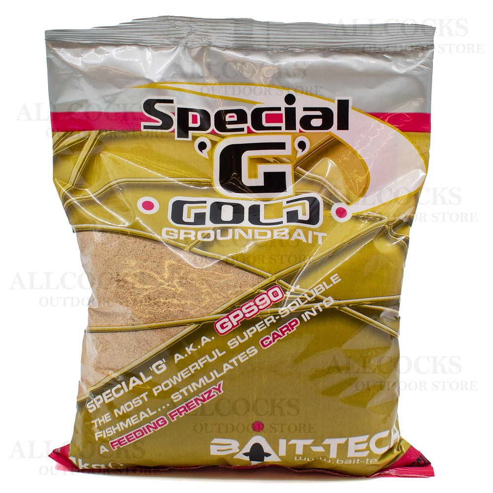Bait-Tech Special 'G' Groundbait