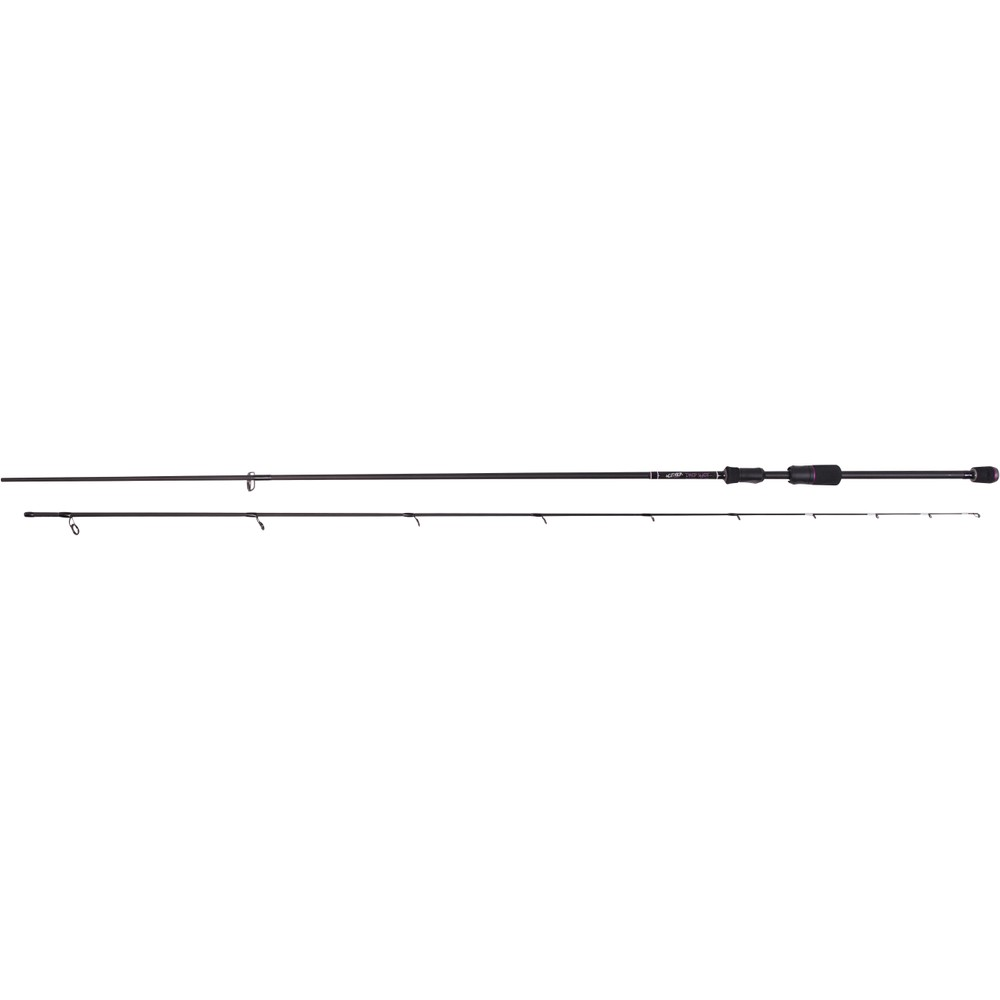 Wychwood Agitator Drop Shot Rod - 8ft 3in / 3-20g Black