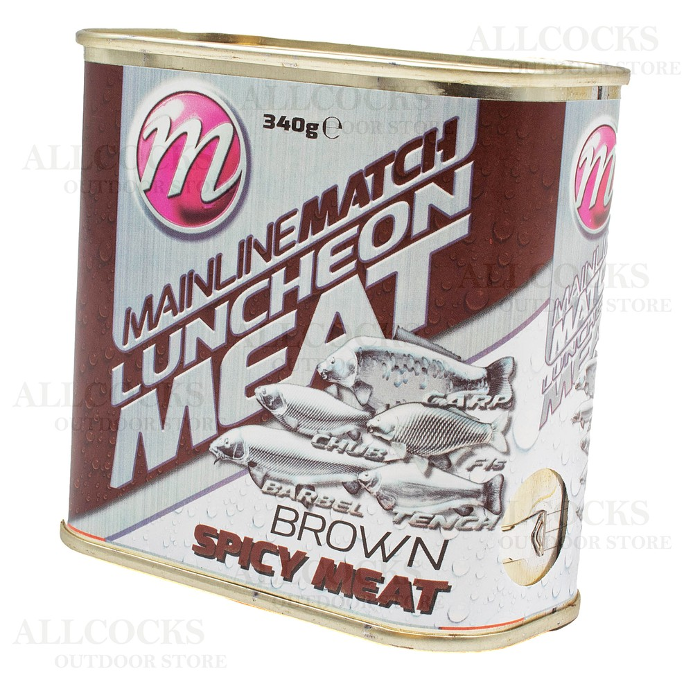 Mainline Baits Luncheon Meat Assorted