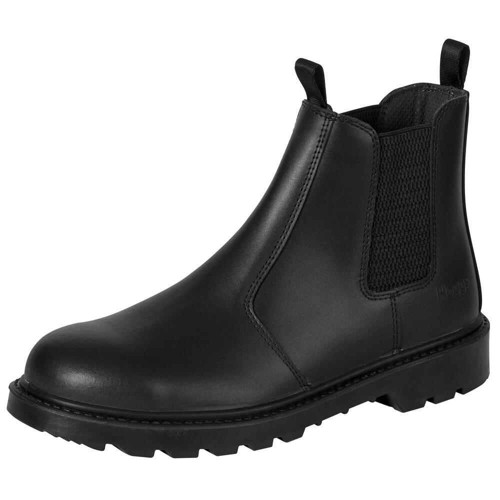 HOGGS OF FIFE Classic D2 Dealer Boots Black