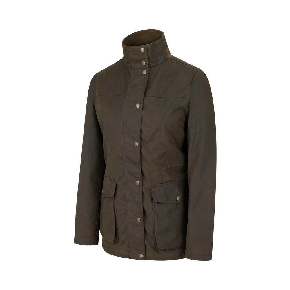 HOGGS OF FIFE Caledonia Ladies Wax Jacket