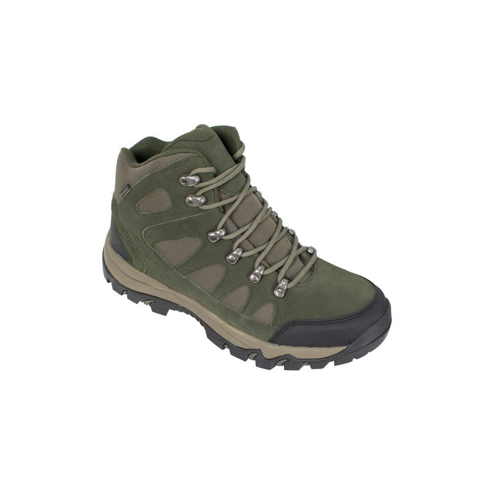 HOGGS OF FIFE Nevis Waterproof Hiking Boots Loden Green