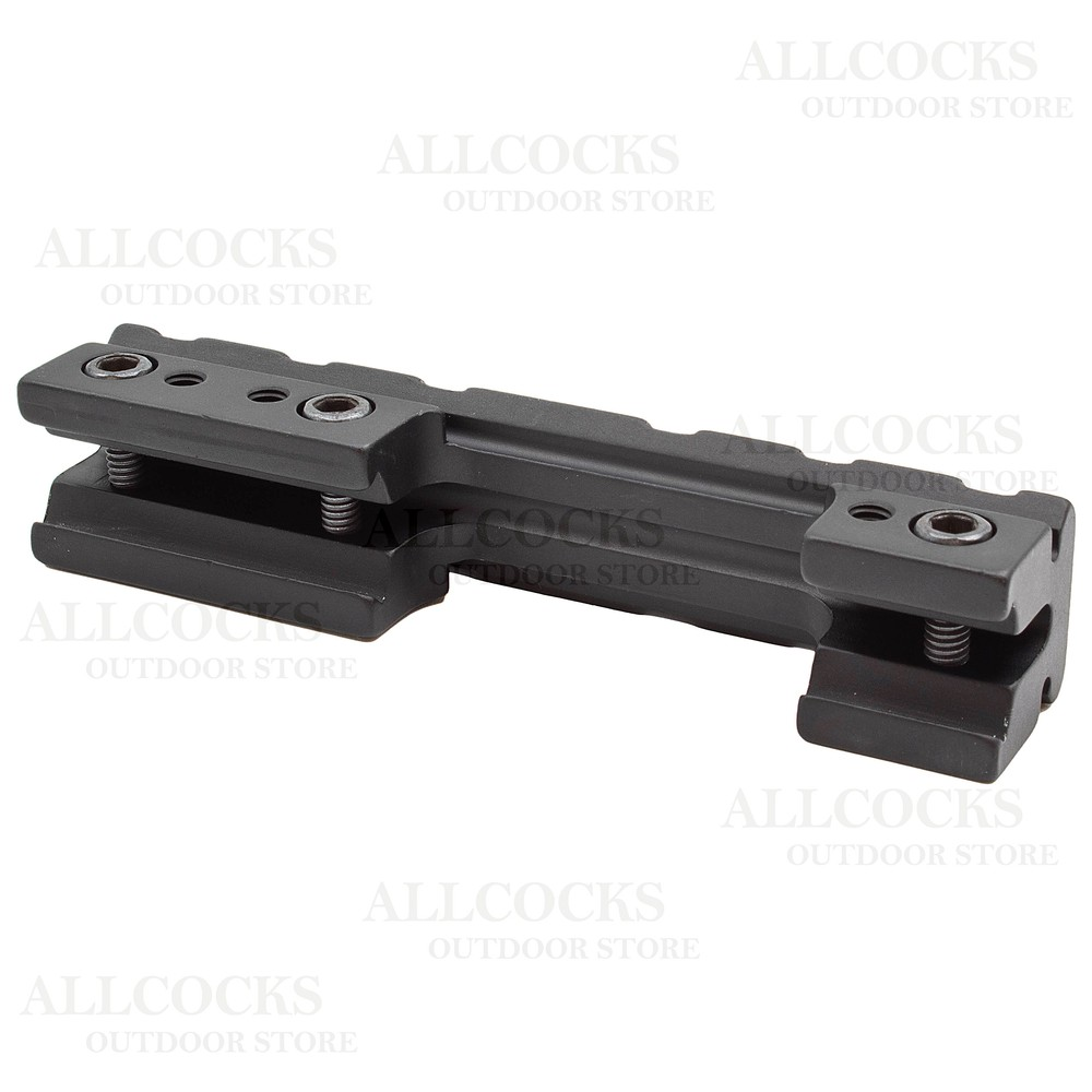 BKL 9-11mm Dovetail to Weaver/Picatinny 4