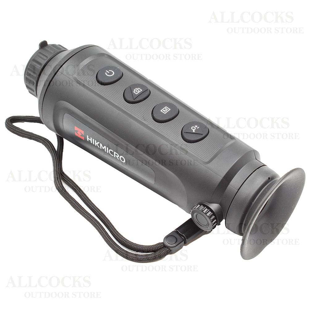 HIK Micro Lynx Pro 19mm Thermal Monocular Black