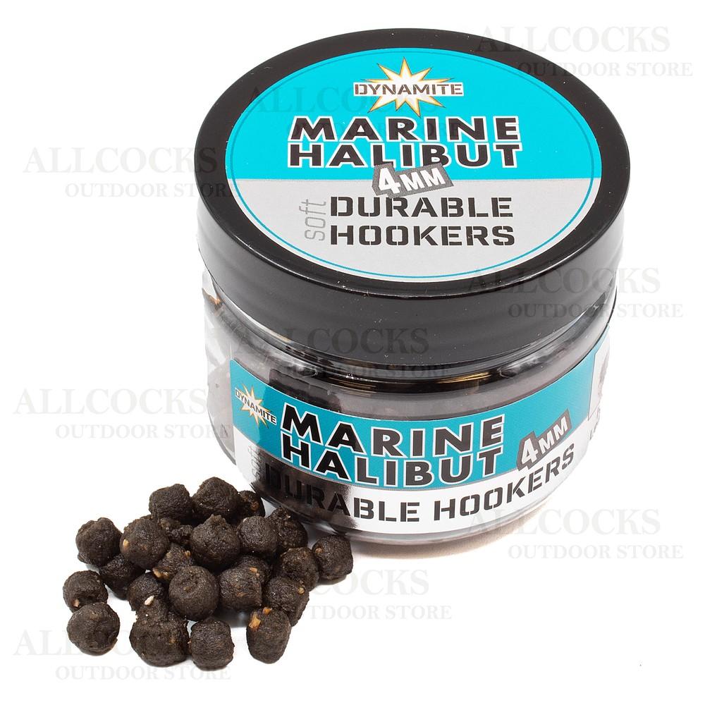 Dynamite Baits Durable Soft Hook Pellets Marine Halibut