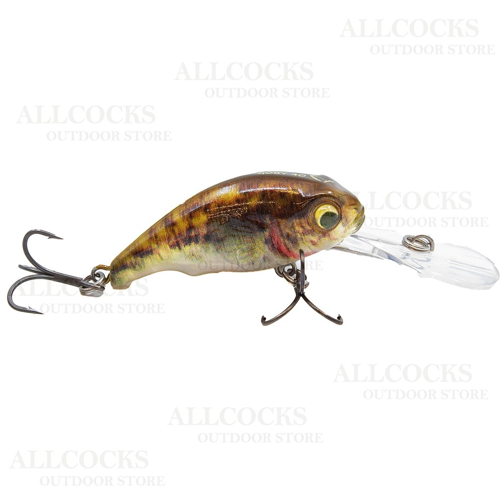 Savage Gear 3D Goby Crank Bait Lure - 40mm / 3.5g