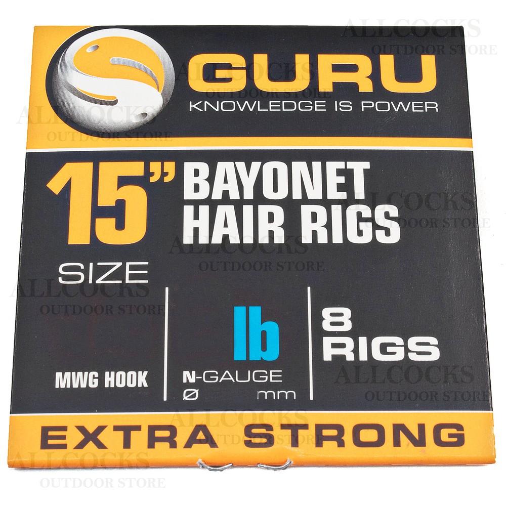 Guru Bayonet Rigs - 15