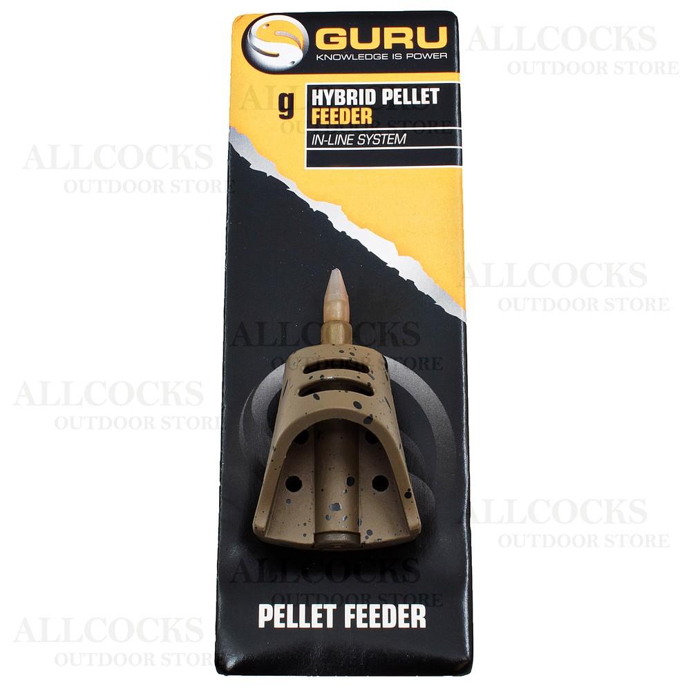 Guru Hybrid Pellet Feeder - Inline