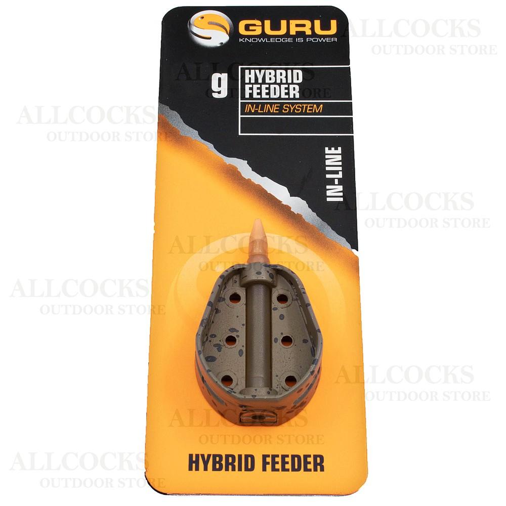 Guru Hybrid Feeder
