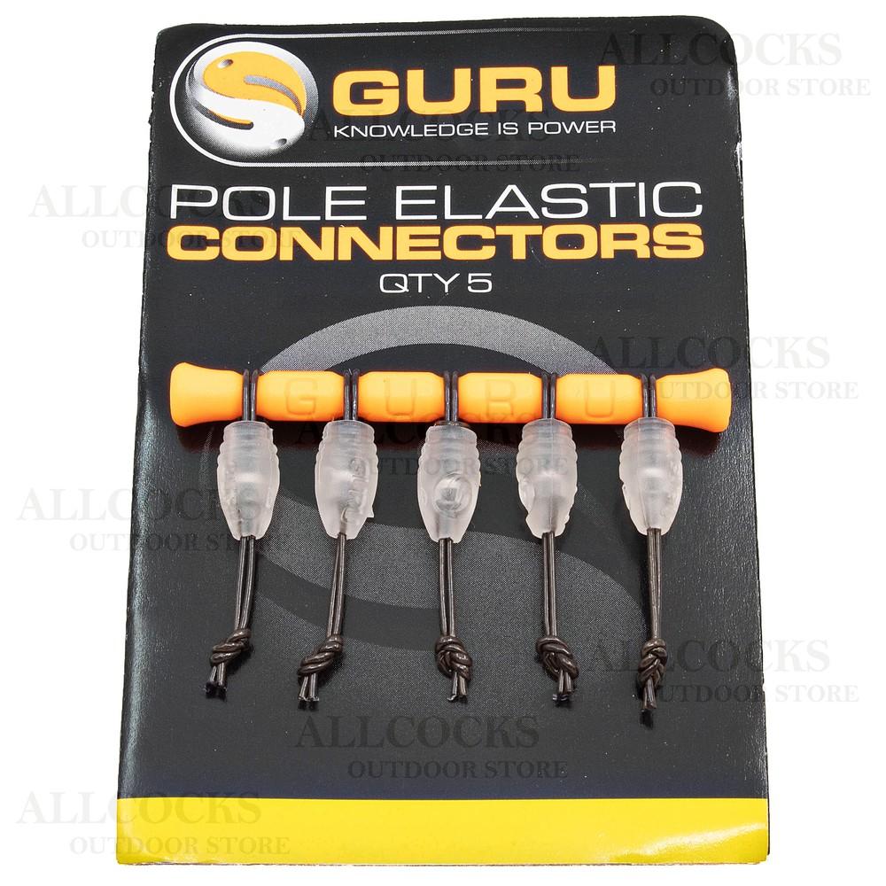 Guru Pole Elastic Connector