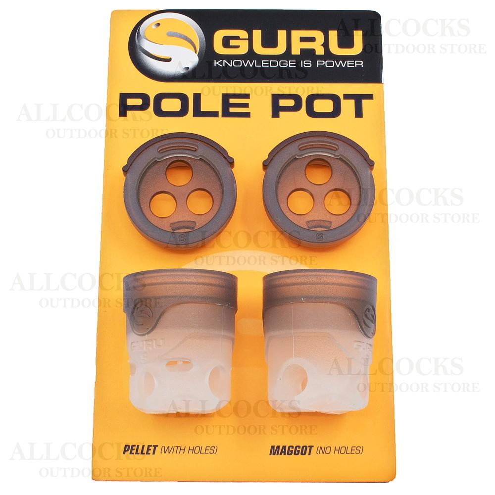 Guru Pole Pots