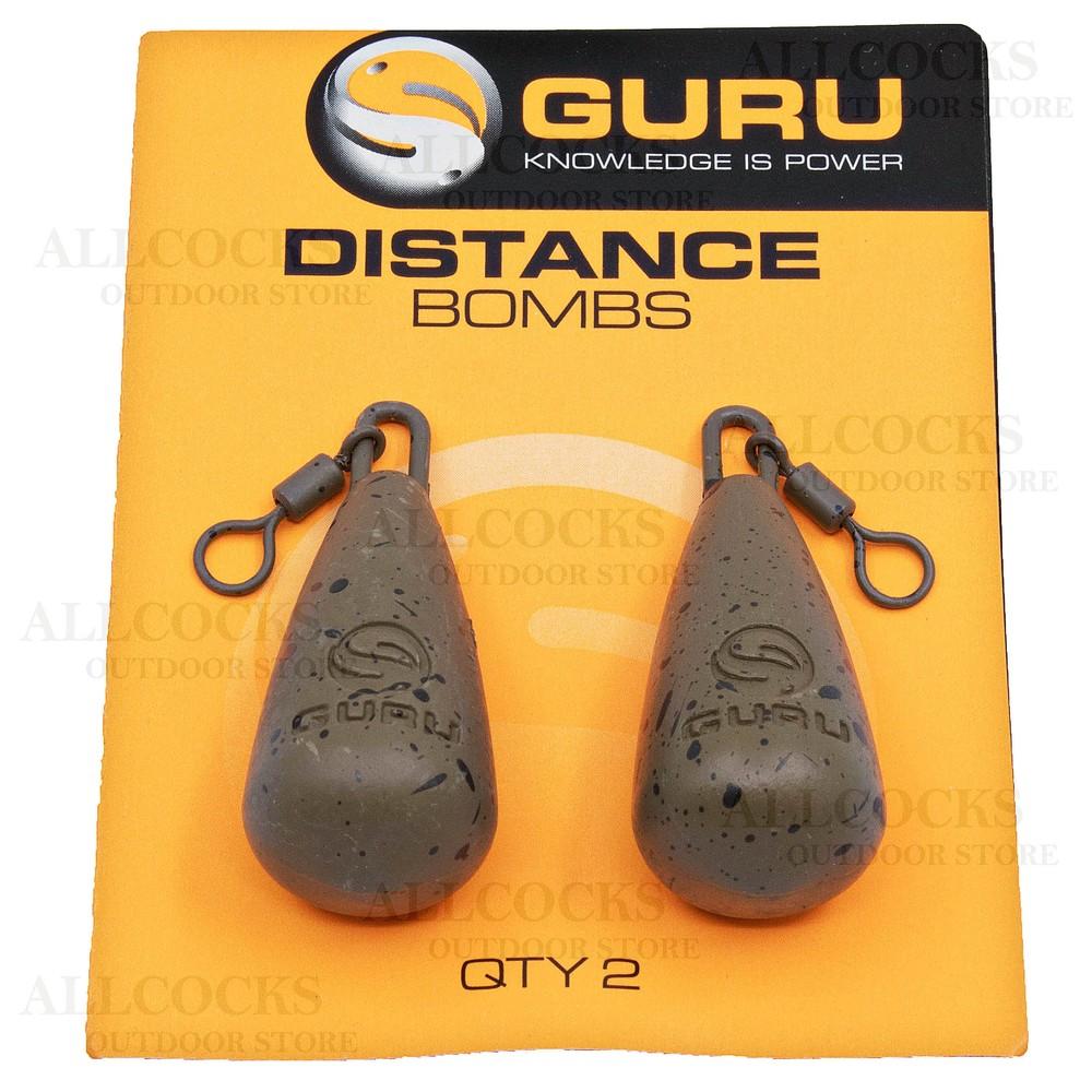 Guru Distance Bomb