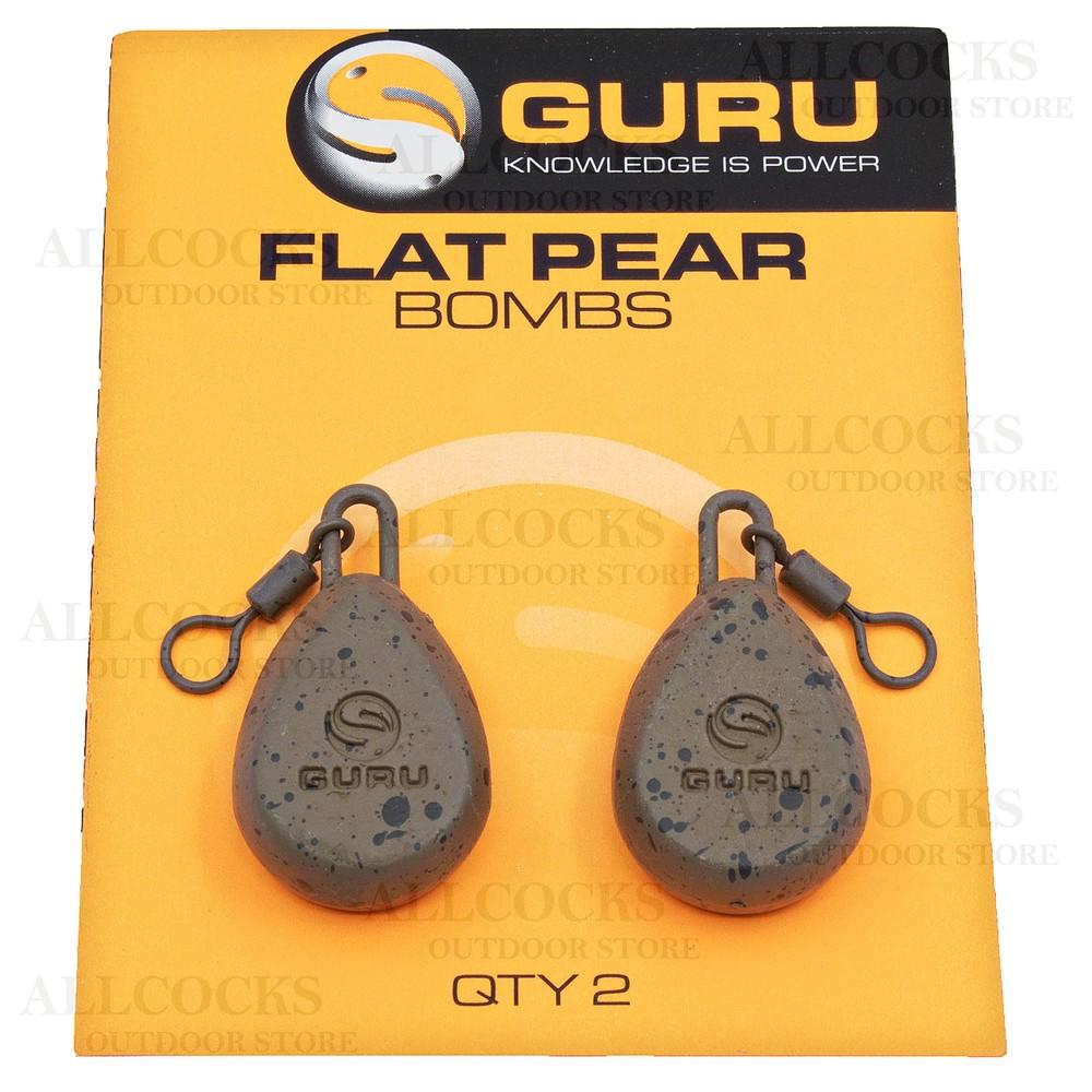 Guru Flat Pear Bomb