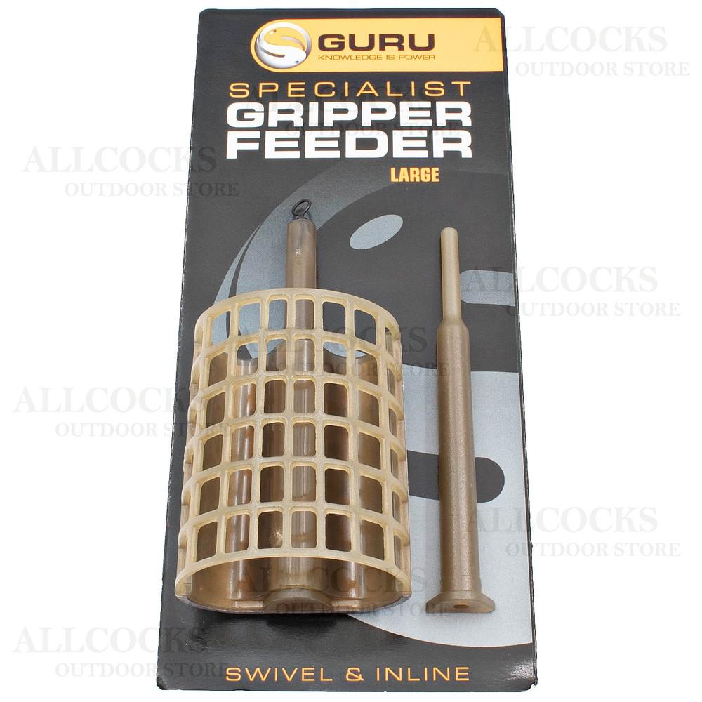 Guru Specialist Gripper Feeder - Large