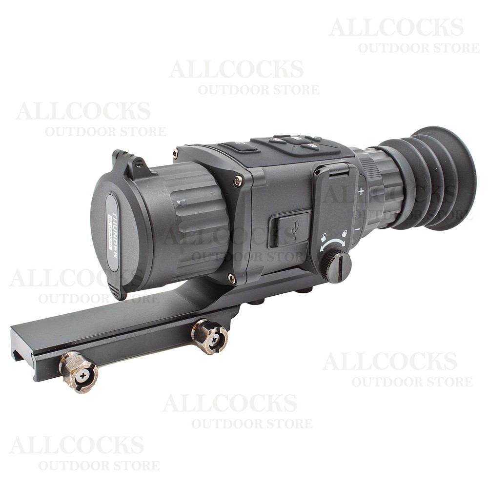 HIK Vision Micro Thunder Thermal Rifle Scope - 2.1x / 35mm