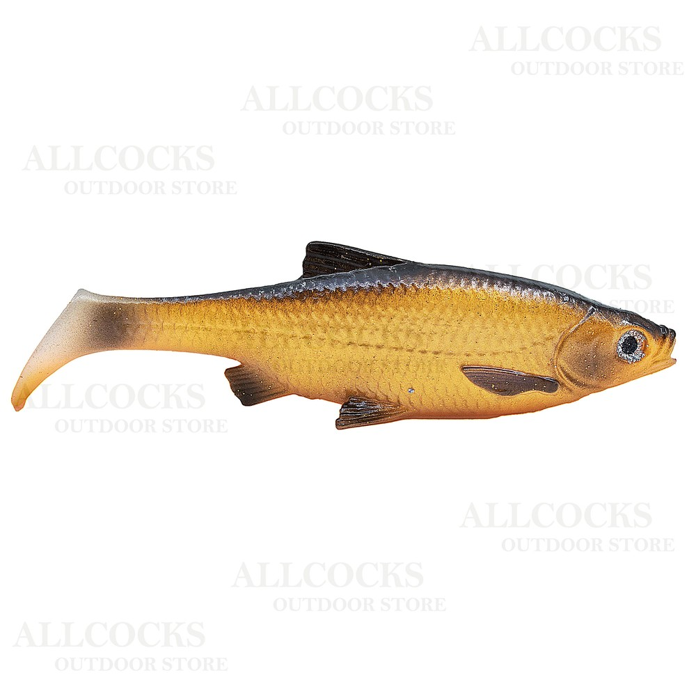Savage Gear LB Roach Paddle Tail Lures
