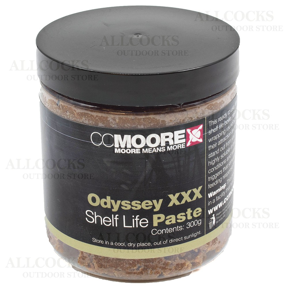 CC Moore Odyssey XXX Shelf Life Boilie Paste