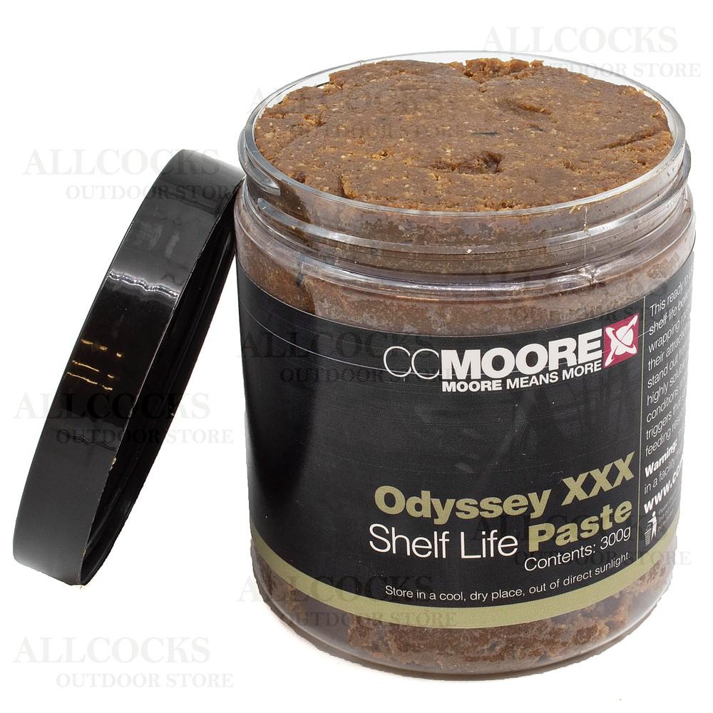 CC Moore Odyssey XXX Shelf Life Boilie Paste Brown