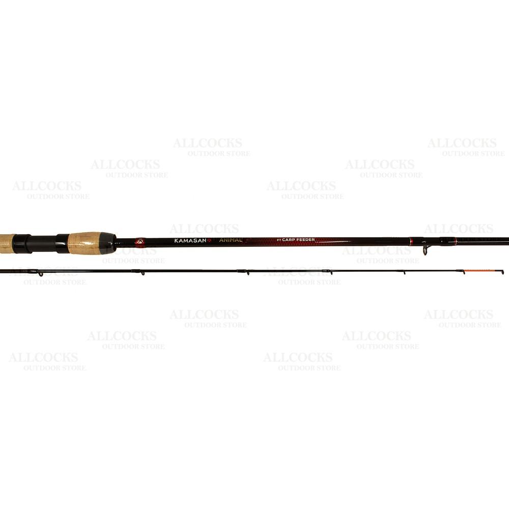 Kamasan Animal Carp Feeder Rod