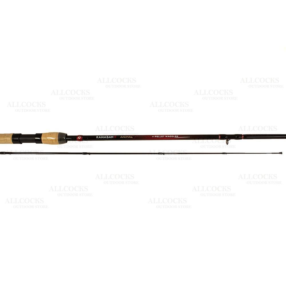 Kamasan Animal Pellet Waggler Rod