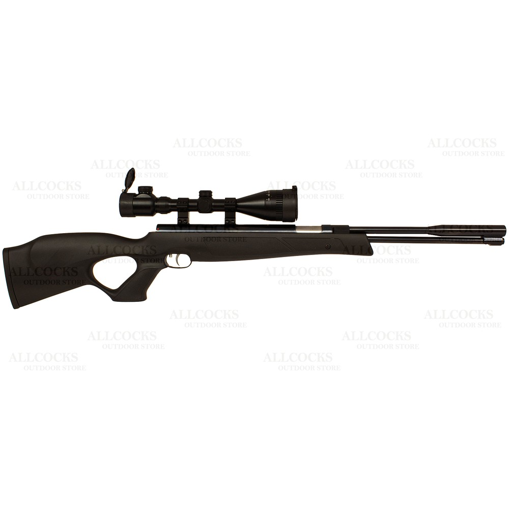 Weihrauch Pre-Owned  HW97 KT Black Line Air Rifle - .22 Synthetic