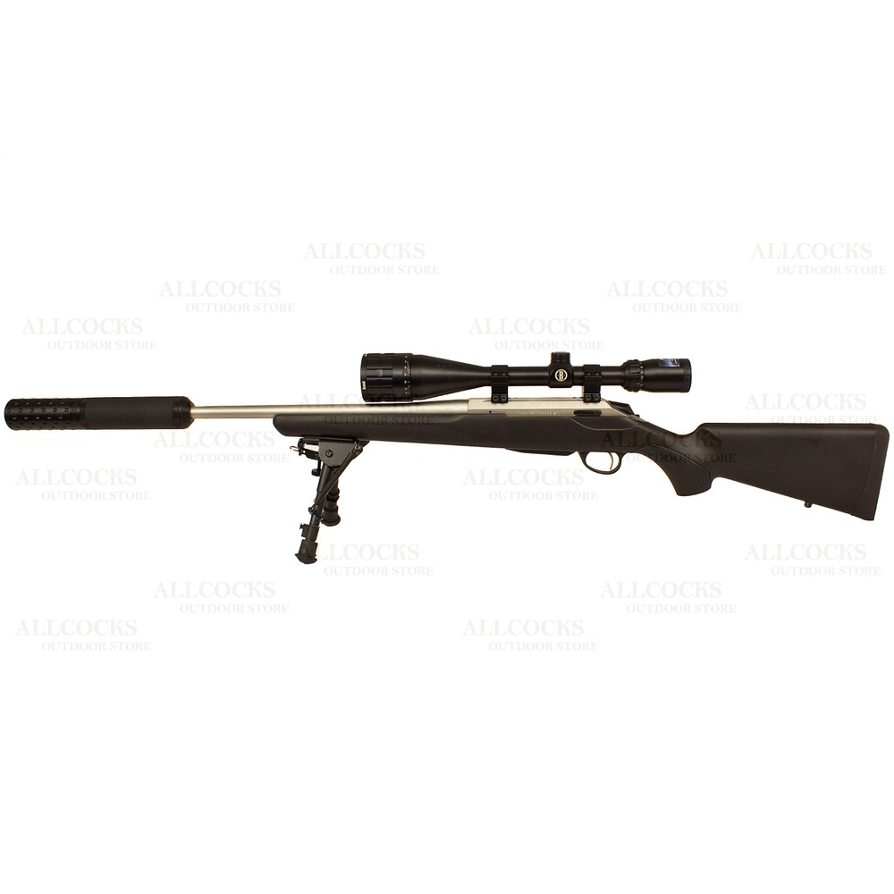 Tikka Pre-Owned  T3x Lite Stainless Rifle - .243 Synthetic