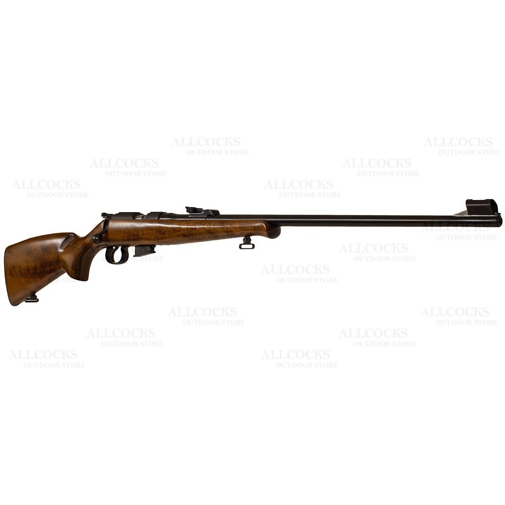 CZ Pre-Owned  452-2E ZKM Rifle - .22WMR