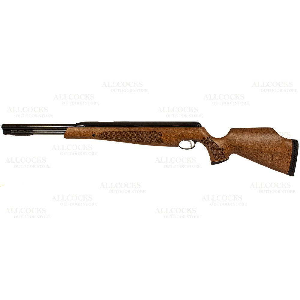Air Arms TX200 Hunter Carbine Air Rifle Beech