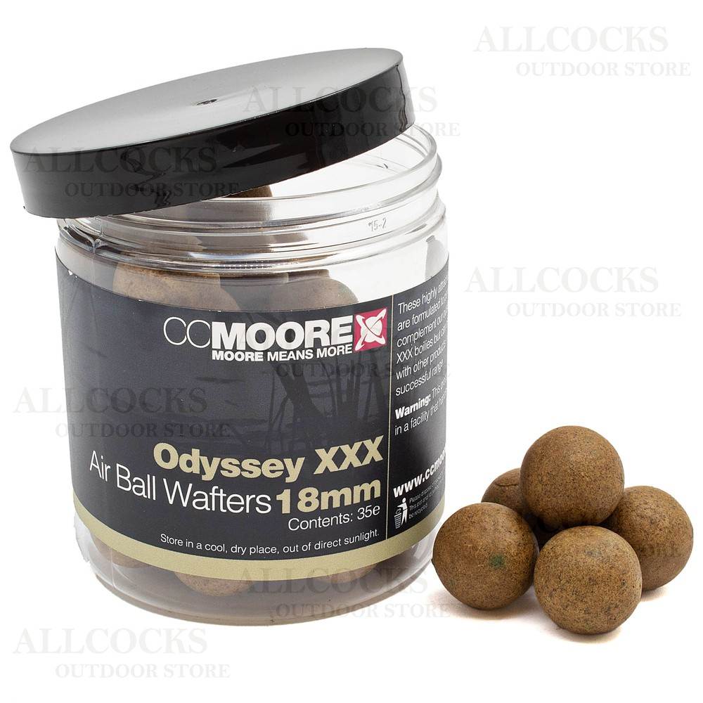 CC Moore Odyssey XXX Air Ball Wafters Brown