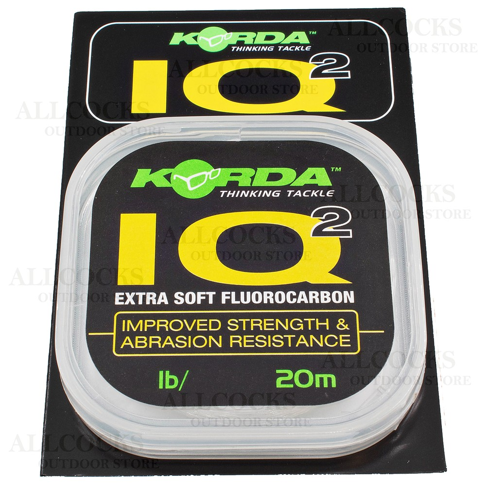 Korda IQ2 Fluorocarbon Hooklink