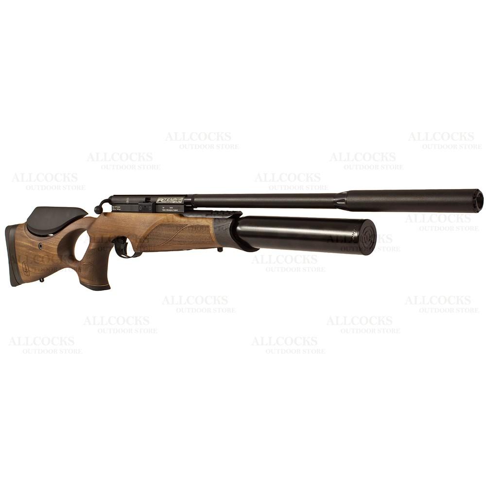 BSA R TEN TH Air Rifle Walnut